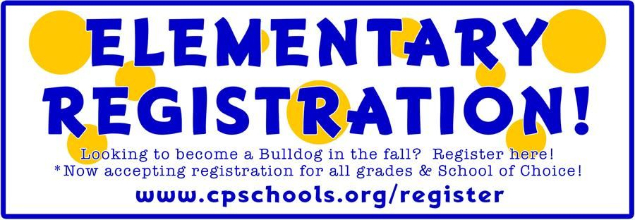elem registration
